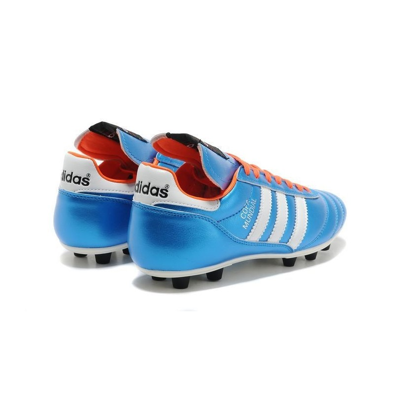best service a6039 76011 Nouveau Adidas De Chaussure Noir Bleu Copa Mundial Fg Orange rvxrnwqHf