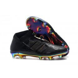 Chaussures de Football pour Hommes - adidas Nemeziz 18+ FG - Noir