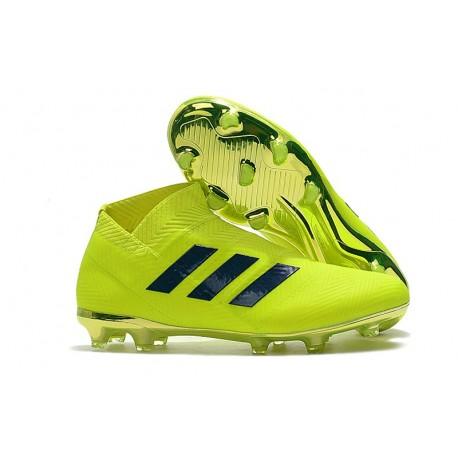 Chaussures de Football pour Hommes - adidas Nemeziz 18+ FG -