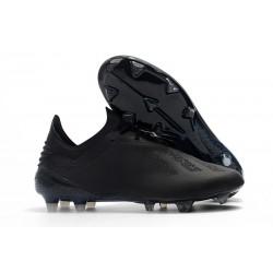Crampons de football - Nouvelles - Adidas X 18.1 FG - Tout Noir
