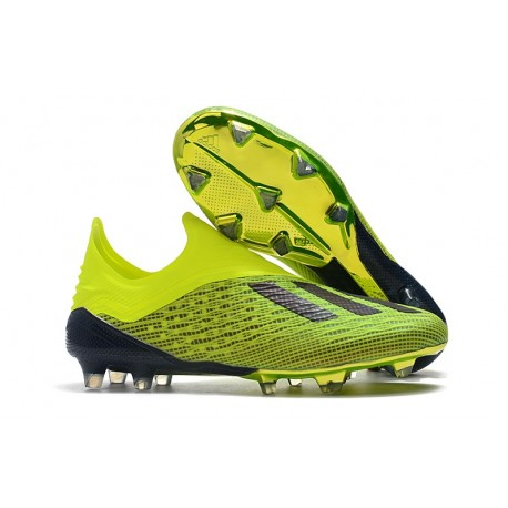 Adidas Chaussures de Football X 18+ FG -